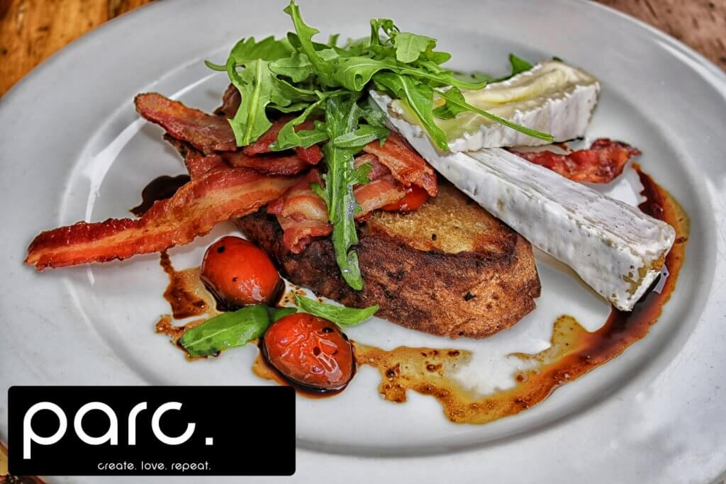 Breakfast and Lunch Menu | parc  Glenwood Durban