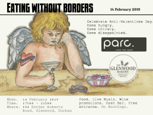 Street food Eating without Borders 14 February 2019